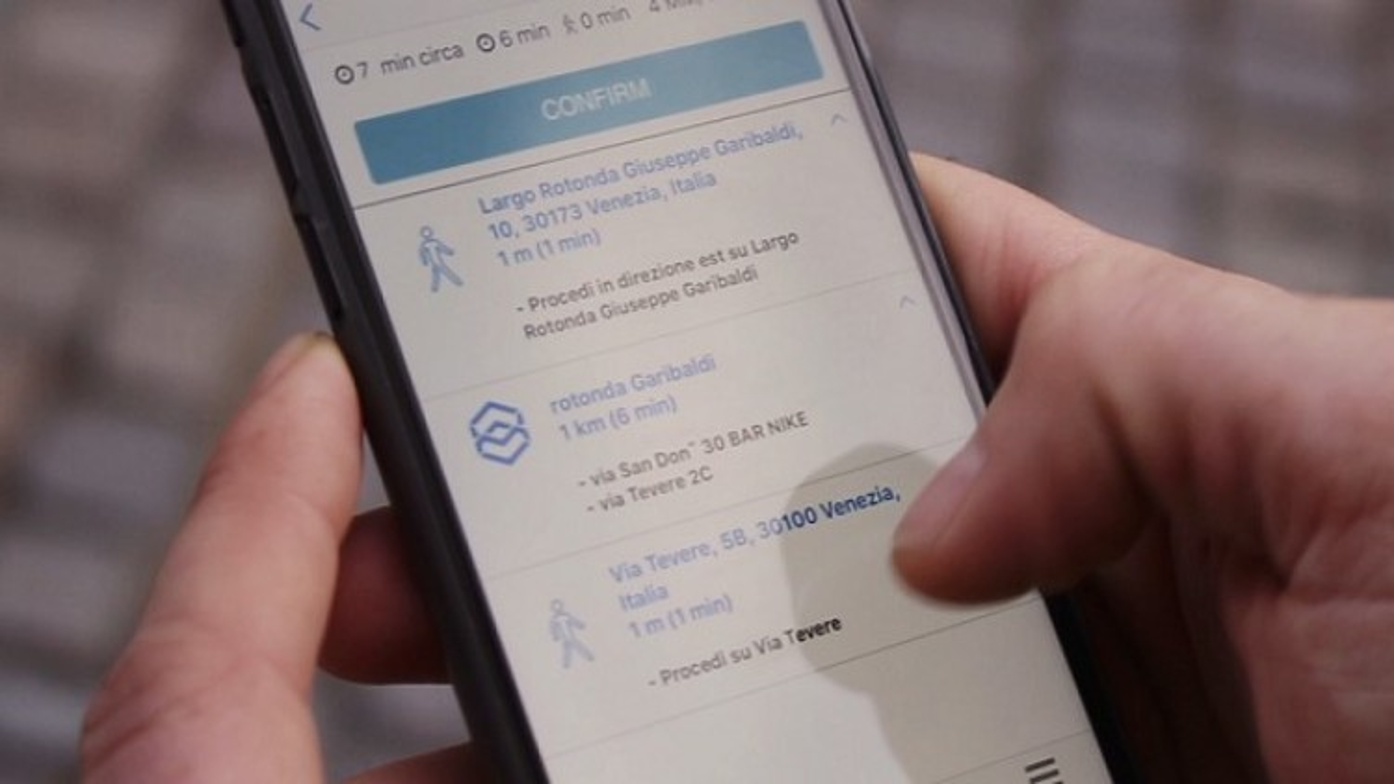 """Al via a Venezia il servizio di taxi condiviso """"on demand"""" gestito tramite app"""