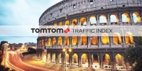 TomTom Traffic Index 2017: Palermo peggio di Buenos Aires, Roma come Londra