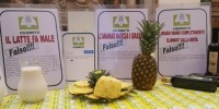 Consumi: da ananas dimagrante ai no latte, top ten fake news di Coldiretti