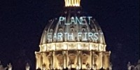 Greenpeace a Trump: Planet Earth First!