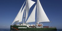 Al via tour in Europa meridionale della Rainbow Warrior