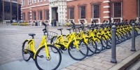 Il bike sharing free floating di OFO arriva anche a Varese