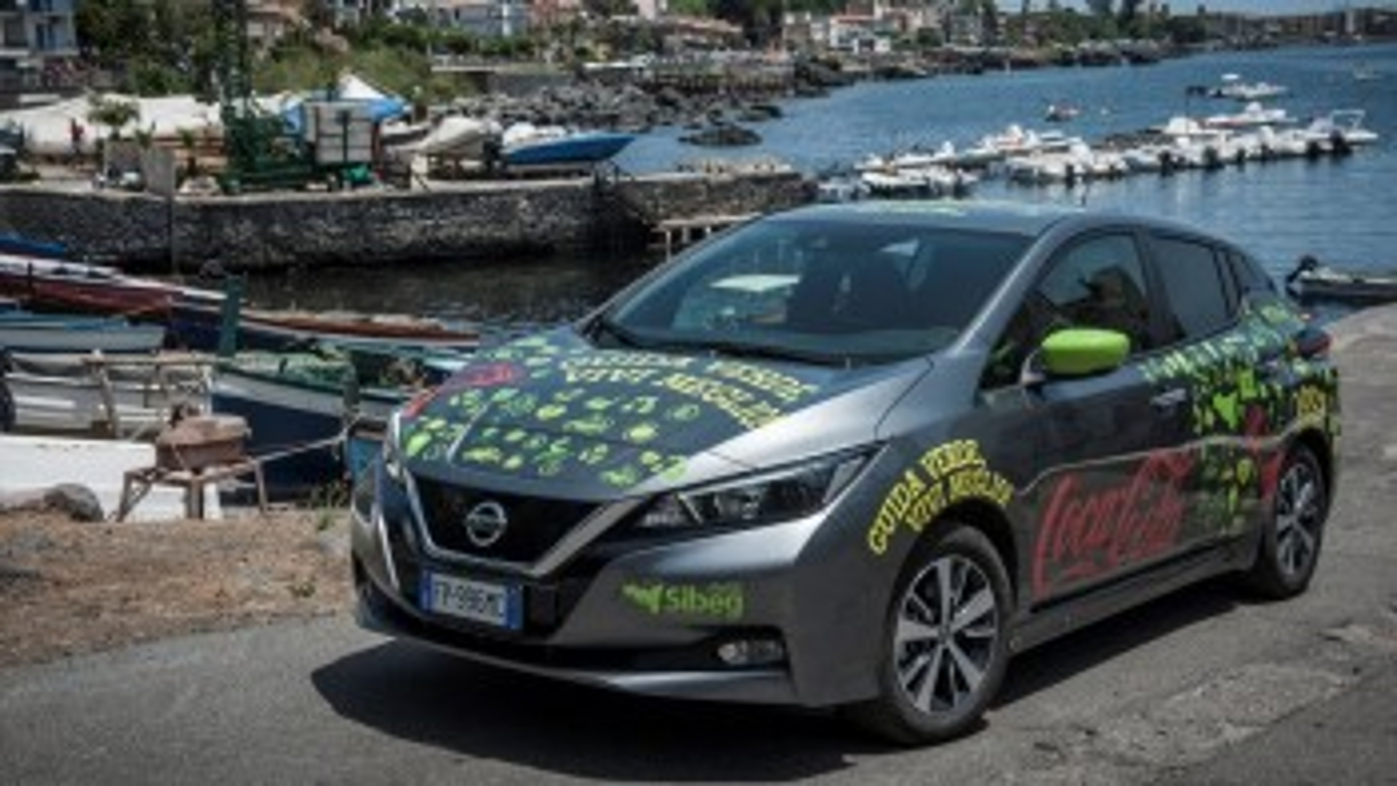 Nissan si impegna per la mobilità elettrica in Italia