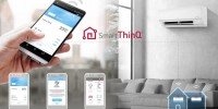 Con LG Libero Plus R32 e Smart ThinQ temperatura di casa sempre sotto controllo
