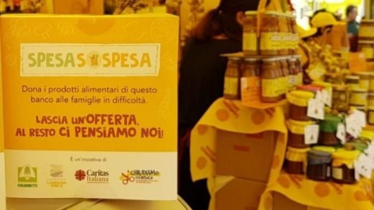 Giornata alimentazione, in Italia 2,7 mln di affamati