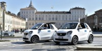 Share Now arricchisce la flotta italiana con 200 smart fortwo cabrio
