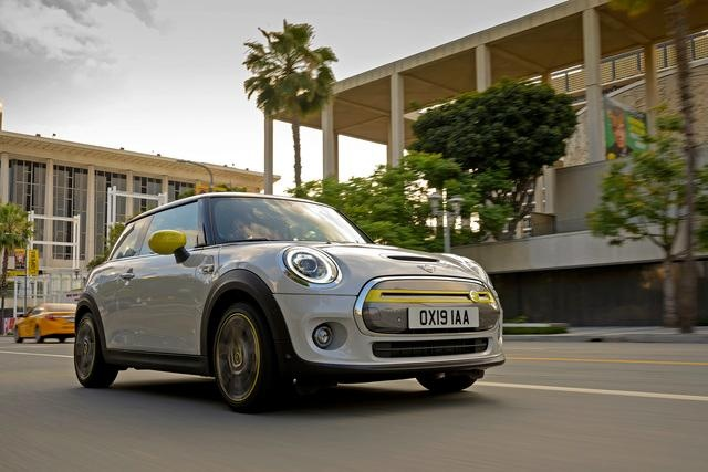 mini full electric b