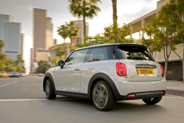 mini full electric c