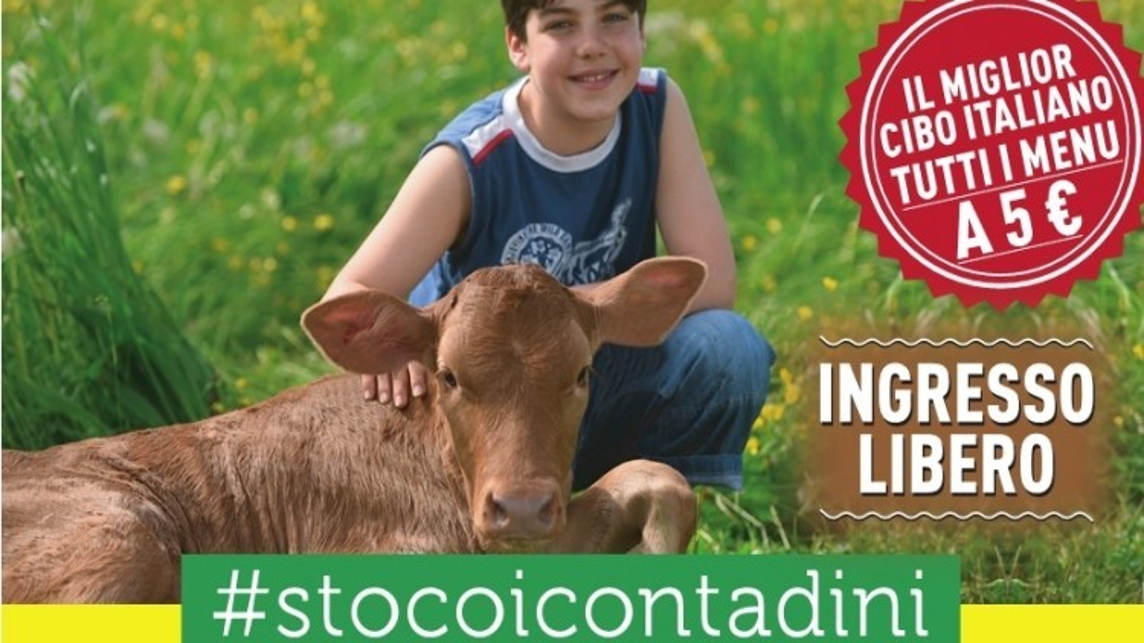 Coldiretti: venerdì 27/9 a Bologna il Villaggio contadino, le origini del Made in Italy