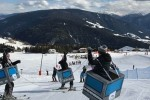 Cene al chiaro di luna e Carnevale sugli sci nell'area vacanze sci & malghe Rio Pusteria