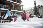 Dolomiti: l'ultima neve al Post Alpina - Family Mountain Chalets