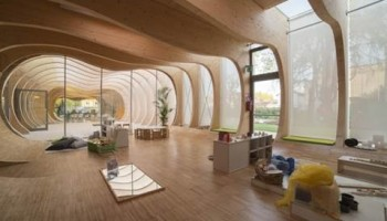 Benefici per l'uomo, oltre che per l'ambiente:  i vantaggi dei luoghi realizzati in legno