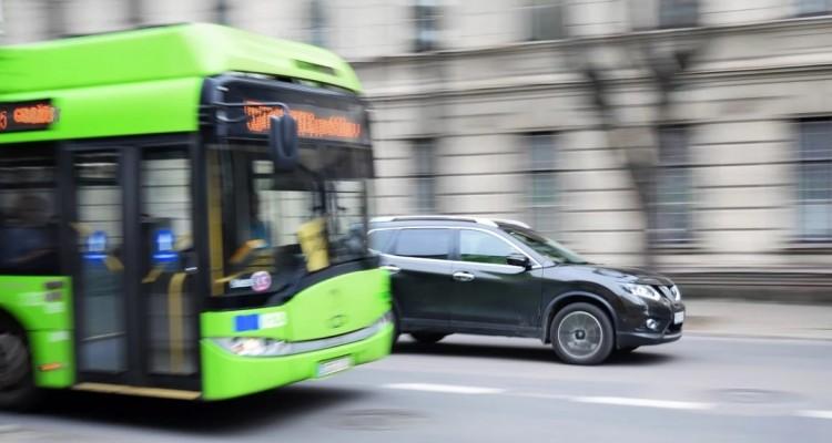 Alle Regioni 2,2 miliardi per l'acquisto di bus ecologici