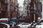 Roma: il 60% del PM10 è generato dal traffico