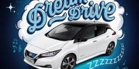 Nissan LEAF Dream Drive: la prima ninnananna a zero emissioni al mondo