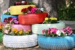 Riciclo, riduzione dei rifiuti e riutilizzo: nuova vita per gli pneumatici con fai da te e creatività