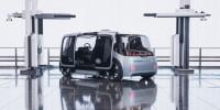 Il nuovo concept vehicle di Jaguar Land Rover per il futuro della mobilità urbana
