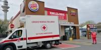 Burger King dona 8 tonnellate di cibo ad associazioni di volontariato