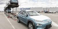 Hyundai: in consegna le prime Kona Electric prodotte in Europa