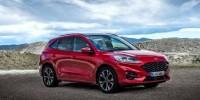 Ford presenta la nuova Kuga, il primo modello a offrire 3 declinazioni ibride