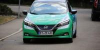 Batterie veicoli elettrici Nissan impiegate per lo stoccaggio di elettricità rinnovabile