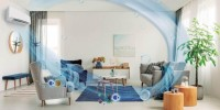 Aria indoor purificata grazie alla tecnologia Panasonic