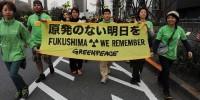Greenpeace: ancora radioattività a Fukushima dopo 9 anni