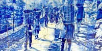 Tour virtuale alla scoperta degli azulejos