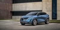 Ariya: il concept 100% elettrico che rappresenta una nuova era per Nissan