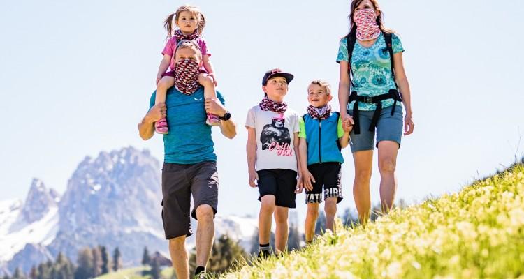 La Val Gardena è pronta a ripartire per l'estate 2020