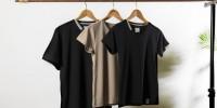 Rifò: t-shirt in cotone rigenerato e totale assenza di prodotti chimici e pesticidi
