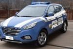 Le auto elettriche Hyundai in dotazione alle forze di polizia
