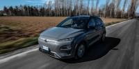 L'autonomia di Hyundai Kona Electric aumenta fino a 484 km