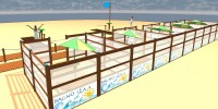 Spiagge e Coronavirus, da Legnolandia arriva una proposta rispettosa dell'ambiente