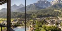 "Dolomiti: Naturhotel Leitlhof, hotel benessere certificato ""neutrale al clima"""
