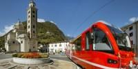 Tirano: un viaggio tra le meraviglie naturalistiche svizzere a bordo Trenino Rosso