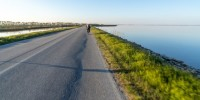 Due incantevoli percorsi in bici adatti a tutta la famiglia a Cervia e dintorni