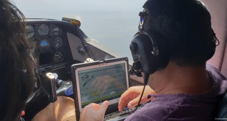 Lo studio dei cetacei del progetto Accobams effettuato con i Panasonic Toughbook