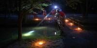 Al Parco Ittico Paradiso per ammirare lo spettacolo delle lucciole