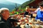 Ai masi Gallo Rosso per una colazione a contatto con la natura