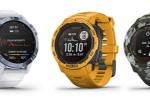 Garmin: ricarica solare per gli sportwatch fenix, Instinct e tactix Delta