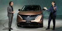 Nissan inizia una nuova era con Ariya, crossover coupé 100% elettrico