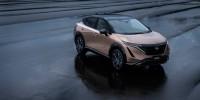 Ariya: il crossover coupé 100% elettrico di Nissan
