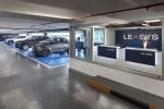 Fiiumicino: installate colonnine di ricarica rapida al Leasys Mobility Store dell'aeroporto