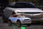 Hyundai svela la sua più piccola auto elettrica