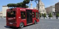 Roma: arriva bus 100 la nuova linea elettrica di Atac