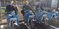 La scooter sharing mobility di eCooltra arriva a San Giuliano Milanese