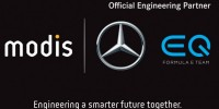 Formula E: Modis partner di Mercedes-Benz EQ per la prossima stagione