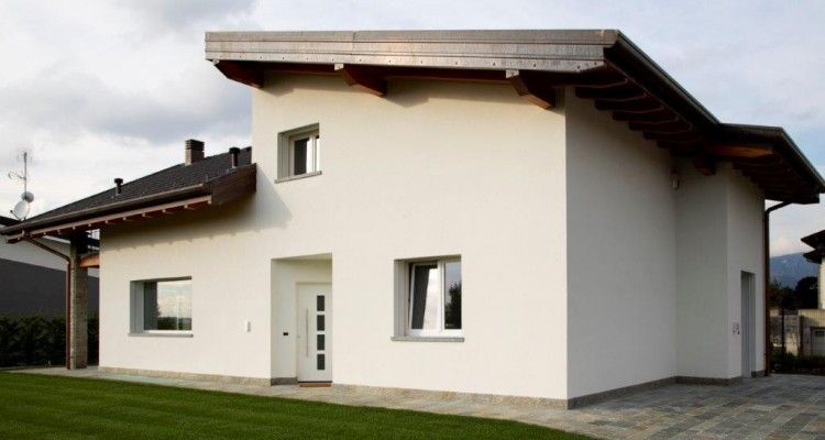 In Italia la prima casa smart che integra solare, batteria e pompa di calore