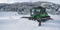 Alto Adige: sulle piste da sci arriva il primo battipista al mondo alimentato a idrogeno